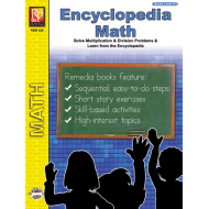 Encyclopedia Math: Multiplication & Division Practice (eBook)