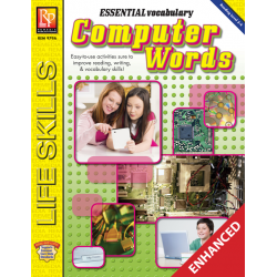 Essential Vocabulary: Computer Words (Enhanced eBook)