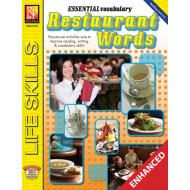 Essential Vocabulary: Restaurant Words (Enhanced eBook)