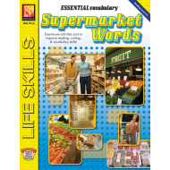 Essential Vocabulary: Supermarket Words (eBook)