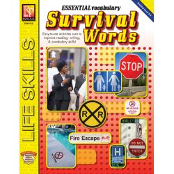 Essential Vocabulary: Survival Words (eBook)