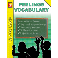 Feelings Vocabulary (eBook)