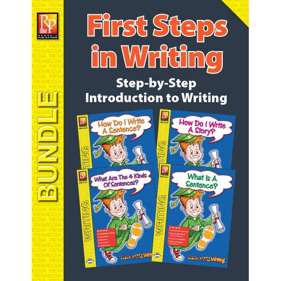 First Steps in Writing (Bundle)