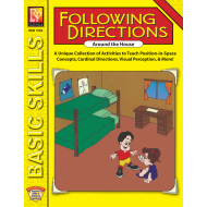 Following Directions Around The House (eBook)