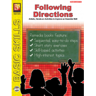 Following Directions: Finish the Picture (eBook)