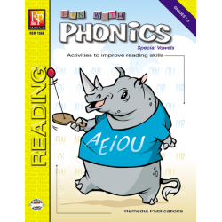 Fun With Phonics: Special Vowels (eBook)