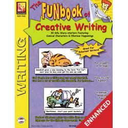 FUNbook of Creative Writing (Enhanced eBook)