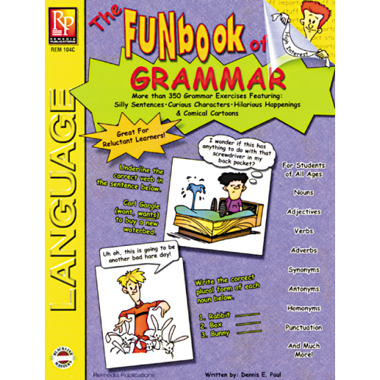 FUNbook of Grammar (eBook)