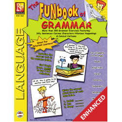 FUNbook of Grammar (Enhanced eBook)