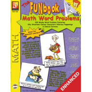 FUNbook of Math Word Problems (Enhanced eBook)