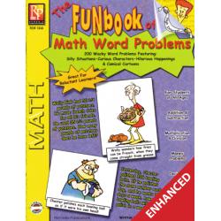 FUNbook of Math Word Problems (Enhanced eBook)