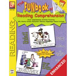 FUNbook of Reading Comprehension (Enhanced eBook)