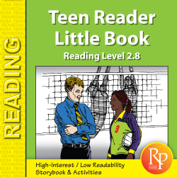 Teen Reader Storybook: The Gift (Reading Level 2.8)