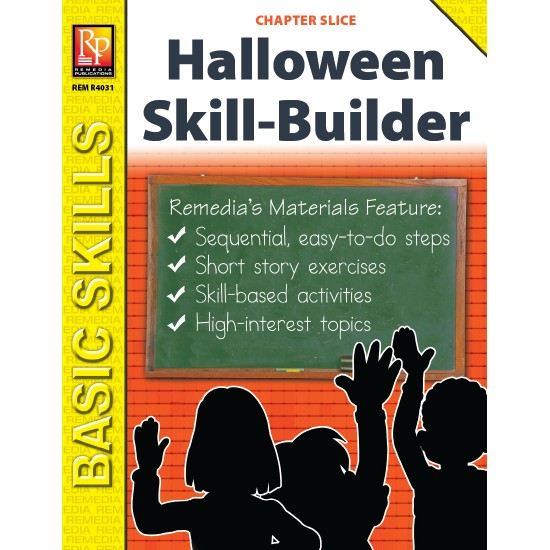 Halloween Skill-Builder (Chapter Slice)