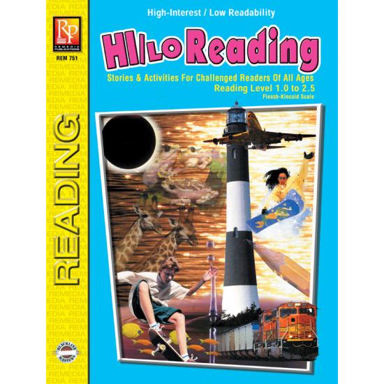 Hi/Lo Reading - Reading Level 2 (eBook)