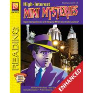 High-Interest Mini Mysteries: Featuring Detective Hanlon (Enhanced eBook)