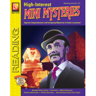High-Interest Mini Mysteries: Featuring Inspector Trippington (eBook)