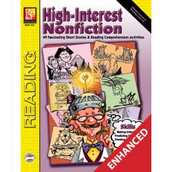 High-Interest Nonfiction (Enhanced eBook)