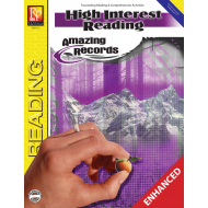 High-Interest Reading: Amazing Records (Enhanced eBook)