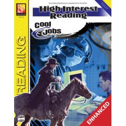 High-Interest Reading: Cool Jobs (Enhanced eBook)