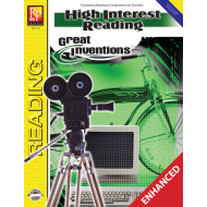 High-Interest Reading: Great Inventions (Enhanced eBook)