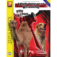 High-Interest Reading: Silly Laws (eBook)