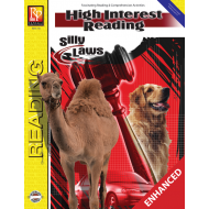 High-Interest Reading: Silly Laws (Enhanced eBook)