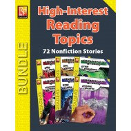 High-Interest Reading Topics (Bundle)
