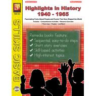 Highlights in History: 1940-1965 (eBook)