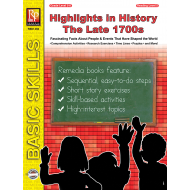 Highlights in History: The Late 1700s (eBook)