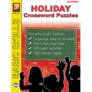 Holiday Crossword Puzzles (eBook)