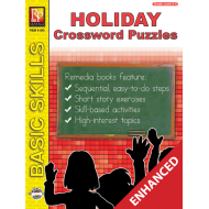 Holiday Crossword Puzzles (Enhanced eBook)