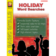 Holiday Word Searches (eBook)