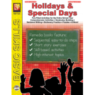 Holidays & Special Days (eBook)