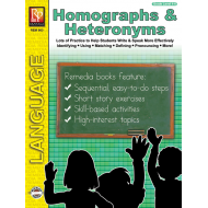 Homographs & Heteronyms (eBook)