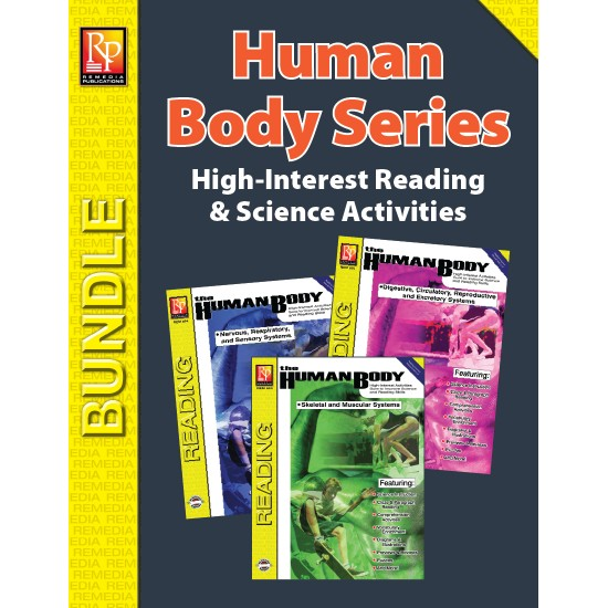 The Human Body (Bundle)