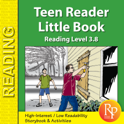 Teen Reader Storybook: Hurricane Carlos (Reading Level 3.8)