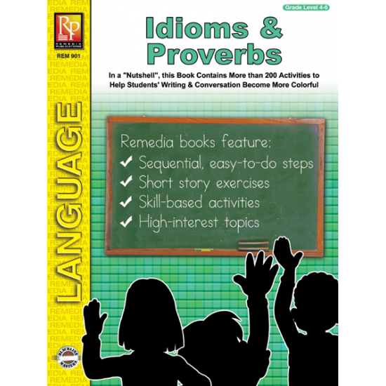 Idioms & Proverbs (eBook)