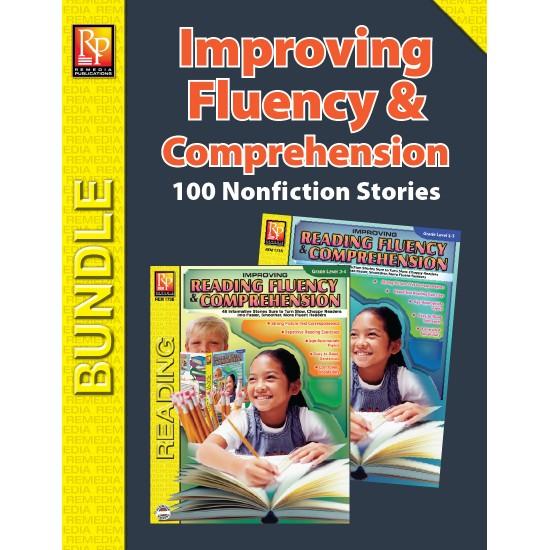 Improving Reading Fluency & Comprehension (Bundle)