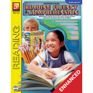 Improving Reading Fluency & Comprehension - Grades 2-3 (Enhanced eBook)