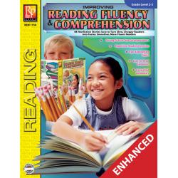 Improving Reading Fluency & Comprehension - Grades 2-3 (Enhanced eBook)