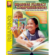 Improving Reading Fluency & Comprehension - Grades 3-4 (eBook)