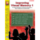 Improving Visual Memory - Grades 3-4 (eBook)