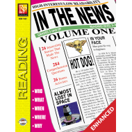 In the News! Volume 1 (Enhanced eBook)
