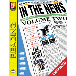 In the News! Volume 2 (Enhanced eBook)