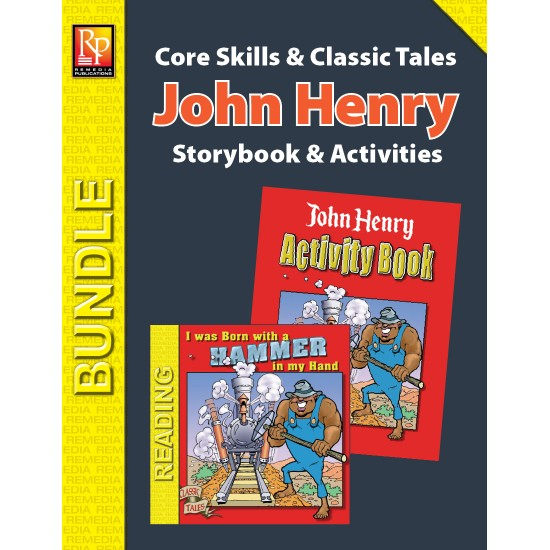 John Henry: Storybook & Activities (Bundle)