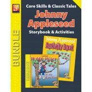 Johnny Appleseed: Storybook & Activities (Bundle)