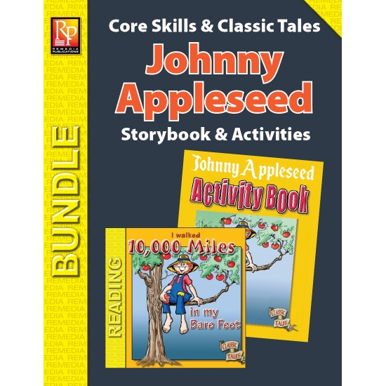 Johnny Appleseed: Storybook & Activities (Bundle)