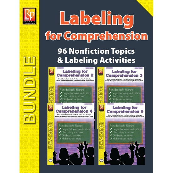 Labeling for Comprehension (Bundle)