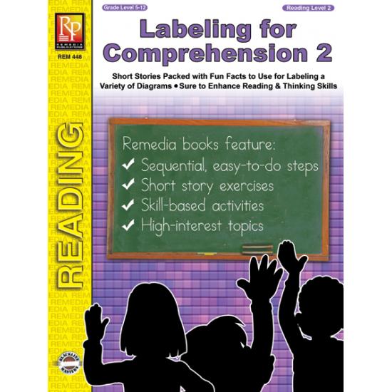 Labeling for Comprehension: Reading Level 2 (eBook)